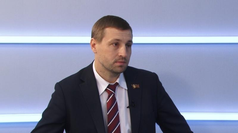 Евгений Гиске о работе нового созыва Собрания депутатов Копейска