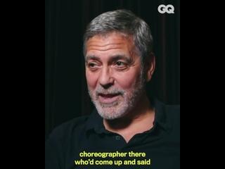 Видеобеседа Джорджа Клуни с журналистами GQ