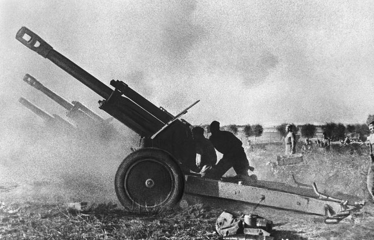 В этот день 76 лет назад советские войска уверенно продвигались к Кёнигсбергу