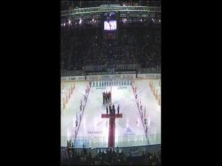 Россия - Словакия (ЧМ u18, Казань) 1