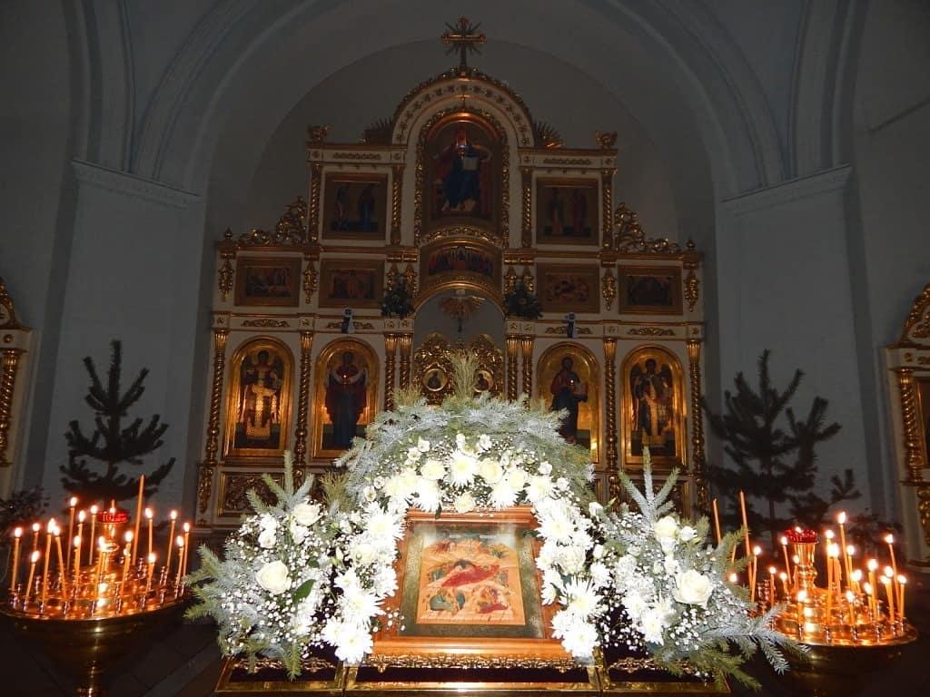 Сегодня православные верующие отмечают праздник Рождества