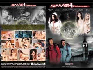 Американский Оборотень В Лондоне, XXX с участием Lexi Ward, Riley Jensen, Sophie Dee / American Werewolf In London XXX (2011)