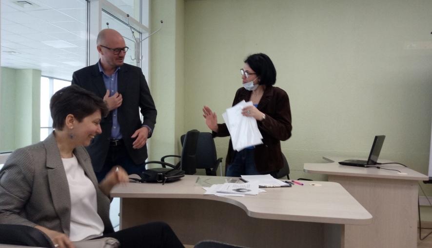 Педагоги Петровского филиала СГТУ поучаствовали в обучающем семинаре