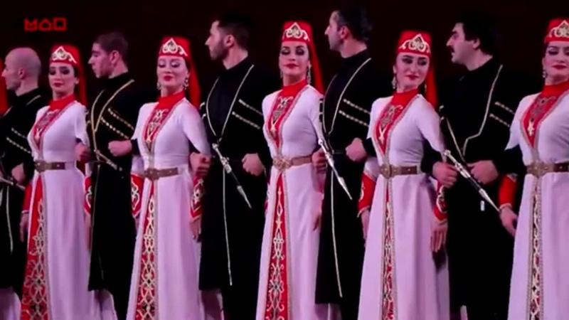 Танец Cимд | Ансамбль ALLON