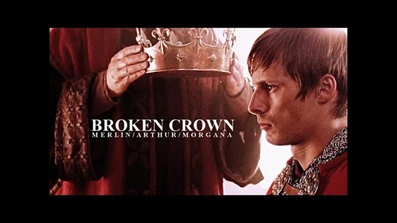 Merlin I'll never wear your broken crown