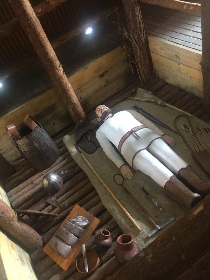 Открытие арт-объекта «Саргатский курган», изображение №3