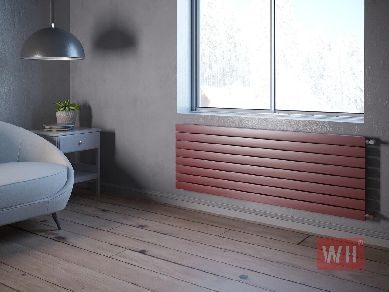 Стальной трубчатый радиатор WH Steel P Горизонтальный