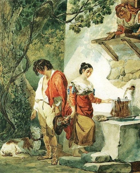 Карл Па́влович Брюллов (Брюло́в) (до 1822 года Брюлло; 12 декабря 1799, Санкт-Петербург, Россия 11 июня 1852, Манциана, Папская область) русский художник, живописец, монументалист, акварелист,