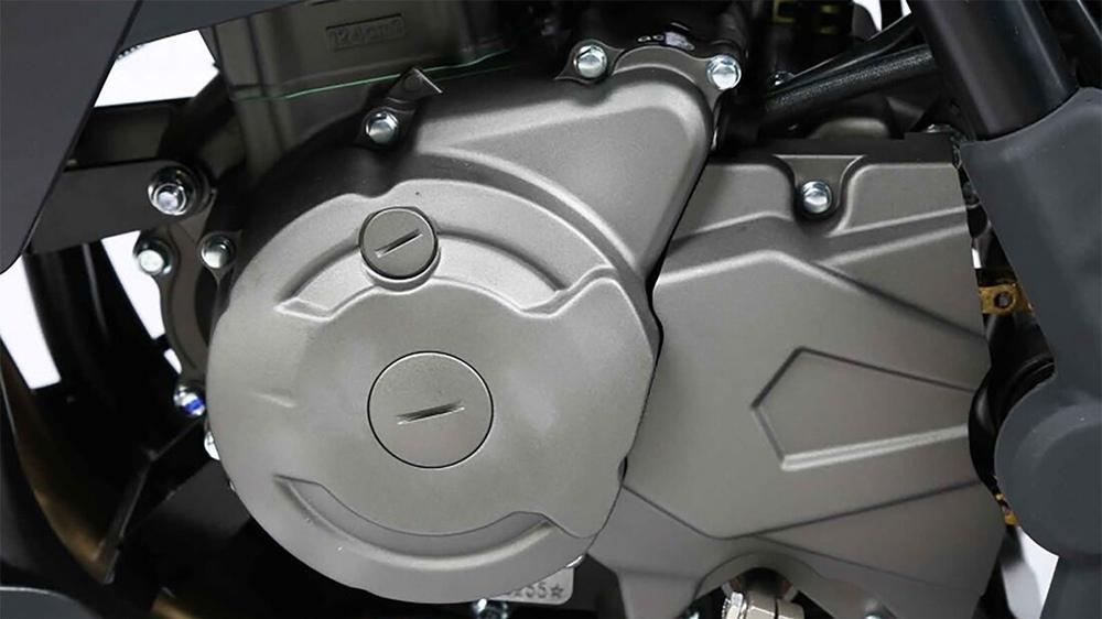 Мотоцикл Hanway NK 125 Furious 2021