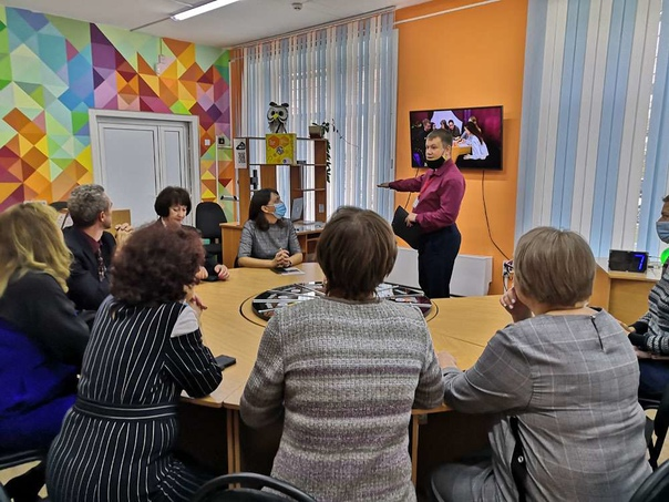 В Усть-Илимске открылась модельная библиотека нового поколения