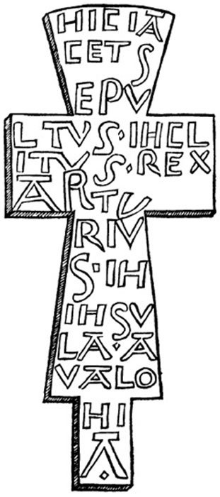 """Тайна """"Гластонберийского великана"""", изображение №2"""