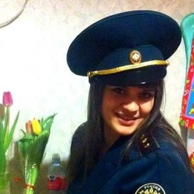 Маша Федосеева