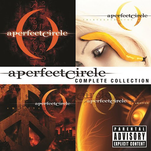 A Perfect Circle album Complete Collection