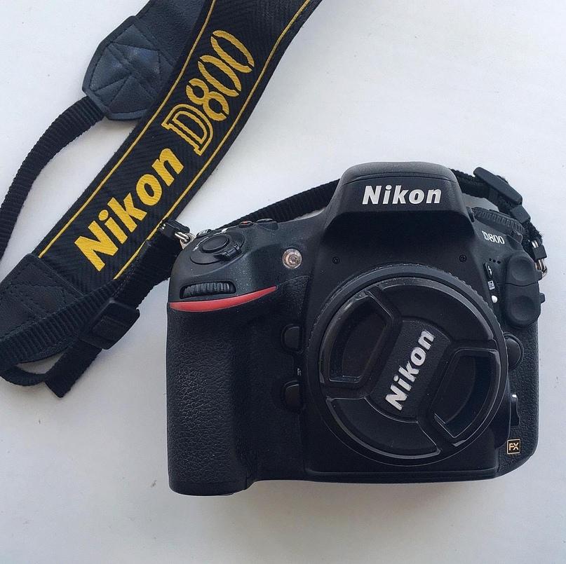 Скрепя сердце продаю свою любимую фототехнику Nikon 😢