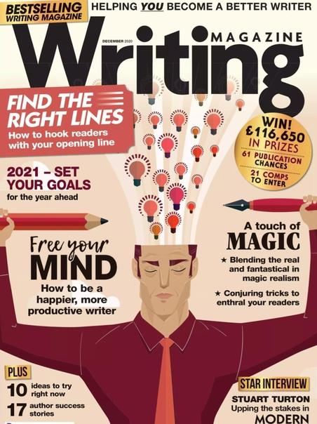 Writing Magazine - December 2020 UserUpload.Net