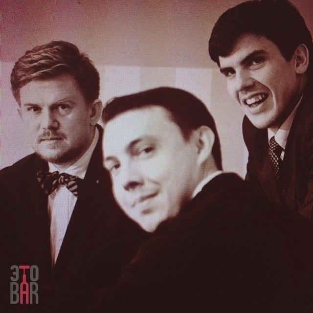 14.08 The Jazz Classic Trio в Этобар!