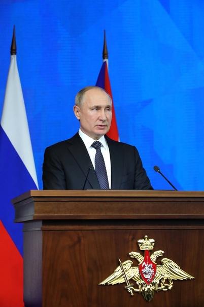 Путин сказал, что пока не решил, будет ли баллотир...
