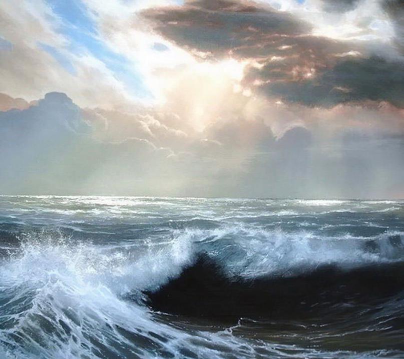 Французский художник-реалист. Alain Senez, изображение №14