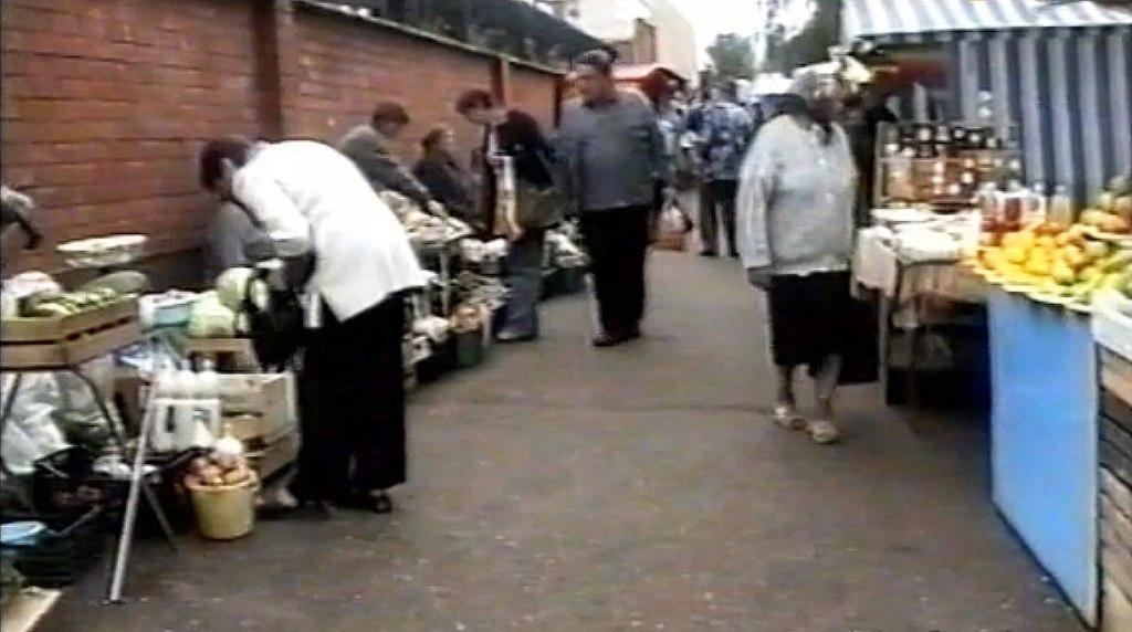 Рынок, июль 2004-го. Спустя четыре года власти