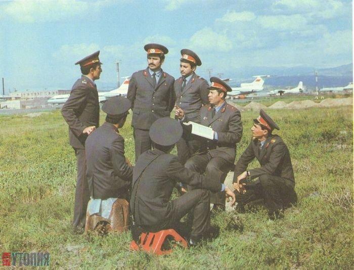 Советская милиция От этих фотографий веет добротой и 108888