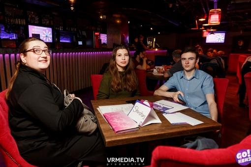 «GO!Квиз №98.5, 4 апреля, Shushas Bar» фото номер 20