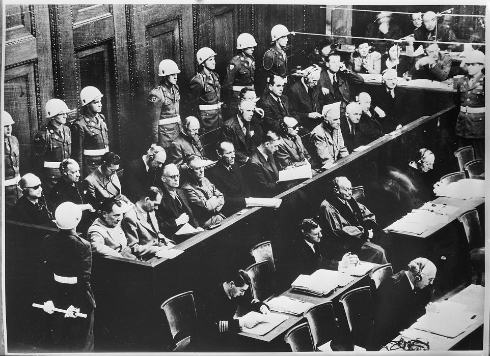В Кимрском краеведческом музее открылась выставка о Нюрнбергском процессе