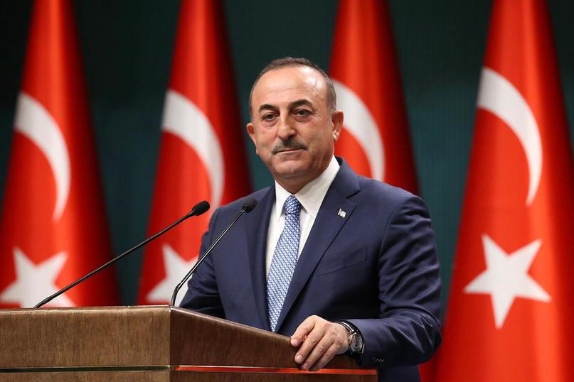 🇹🇷 Глава МИД Турции Мевлют Чавушоглу высказался об обострении палестино-израильс...