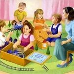 Воспитателей и нянечки в стихах для детей