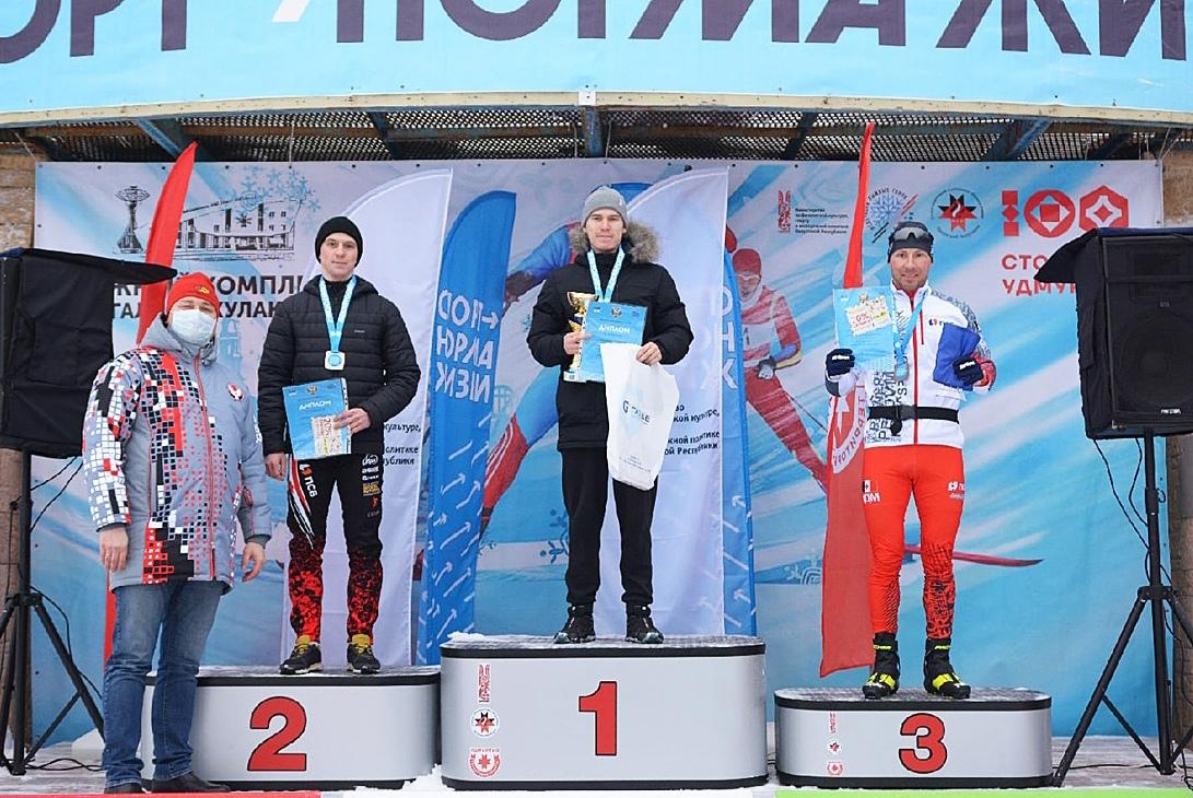 Можгинский спортсмен выиграл «золото» на Всероссийской массовой