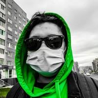 Фотография страницы Данила Юмагузина ВКонтакте
