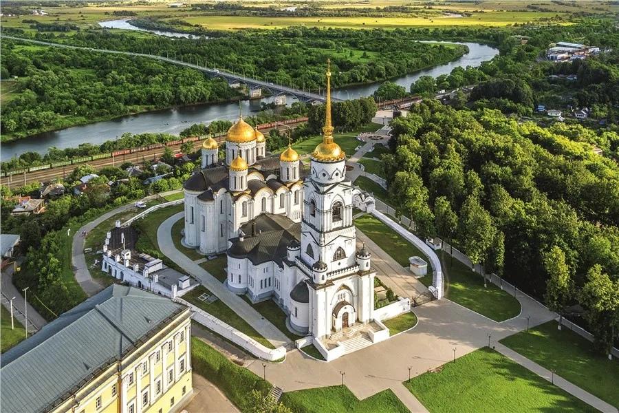 2021-07, Туры по Золотому кольцу из Тольятти на автобусе в июле, 5 дней (N)