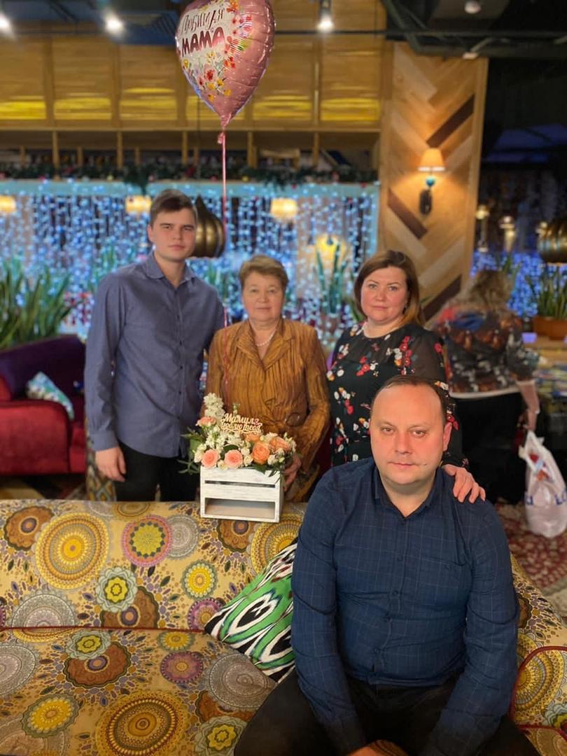 фото из альбома Халиси Сунагатовой №8