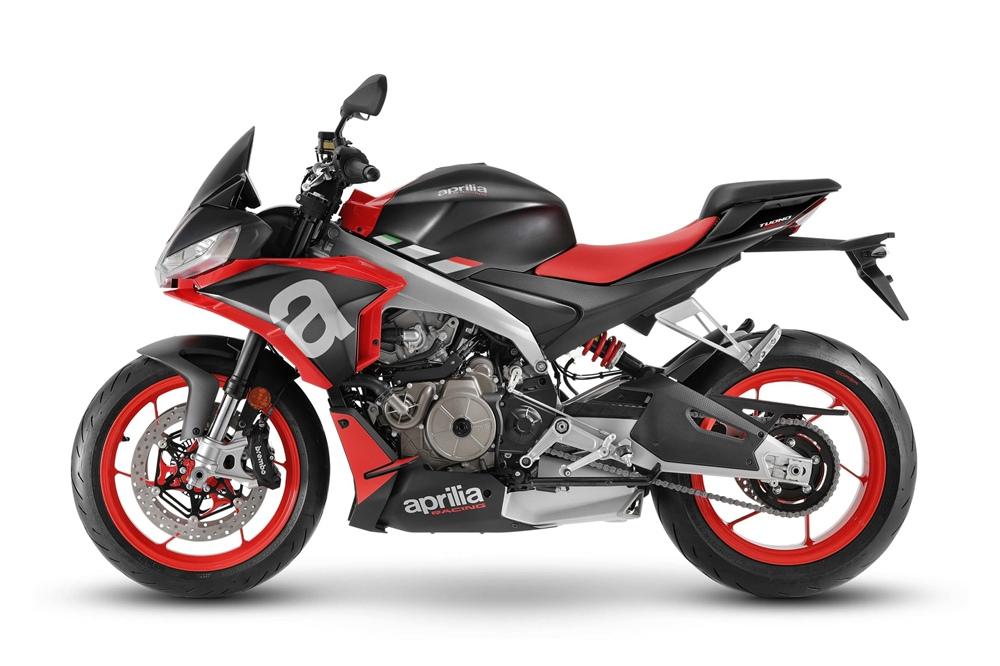Новый мотоцикл Aprilia Tuono 660 2021 (от 10 500 долларов)