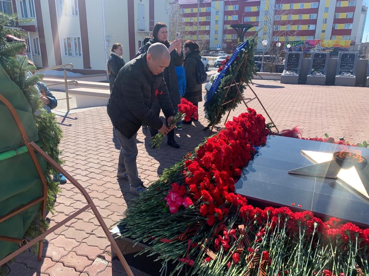 День Победы на Ямале