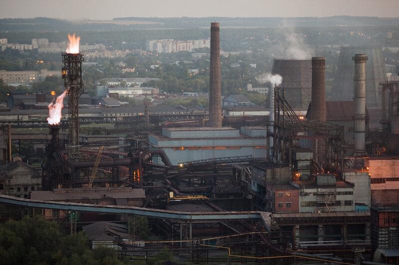 По страницам истории города: Донецкий металлургический завод