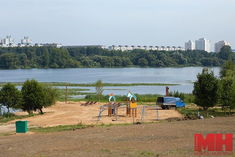 В Чижовке открывается зона отдыха «Жара»