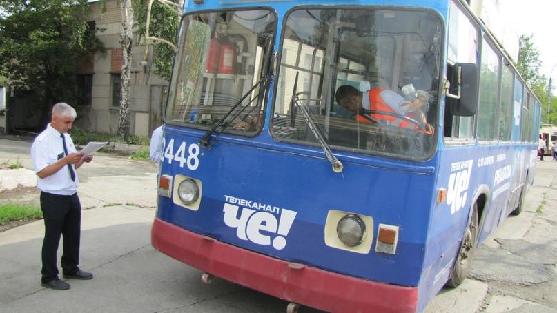 Конкурс профессионального мастерства среди водителей троллейбуса— 2021., изображение №32