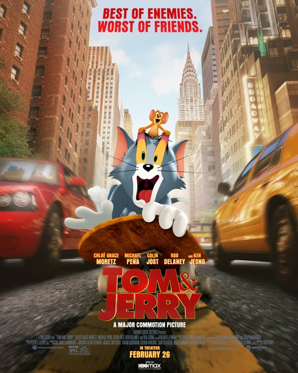 Tom And Jerry 2021 Full Movie Online Streaming Download Now Vkontakte