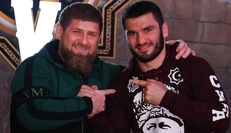 ⚡Рамзан Кадыров отреагировал на победу Артура Бетербиева