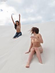 Breanne Benson & Cassie Laine