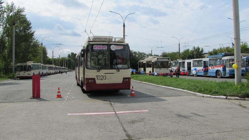 Конкурс профессионального мастерства среди водителей троллейбуса— 2021., изображение №78