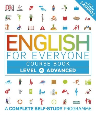 English for Everyone Course Book Level 4 Advanced - Dorling Kindersley