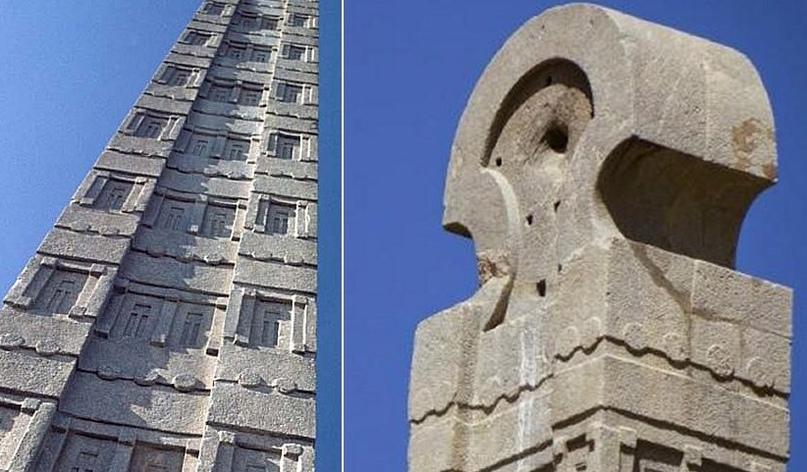 Обелиски Аксума: макеты городских небоскребов созданные в 4 веке нашей эры, изображение №4