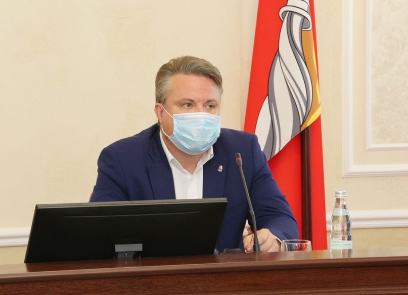Указом губернатора Воронежской области режим самоизоляции для граждан старше 65...