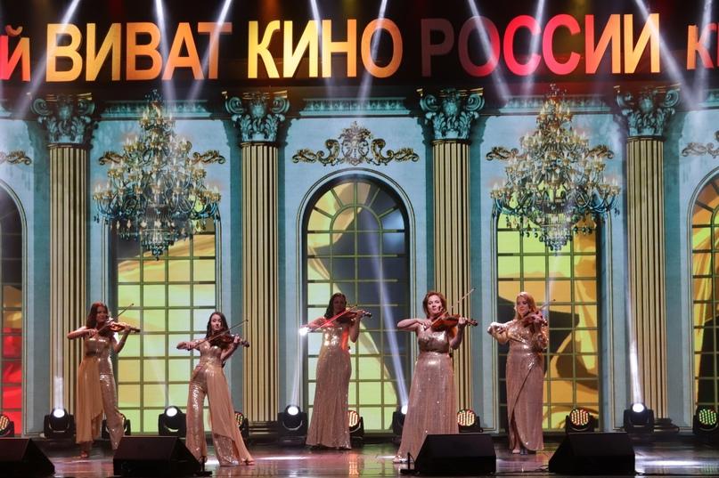 Музыкальное поздравление для Народного артиста РСФСР Сергея Никоненко