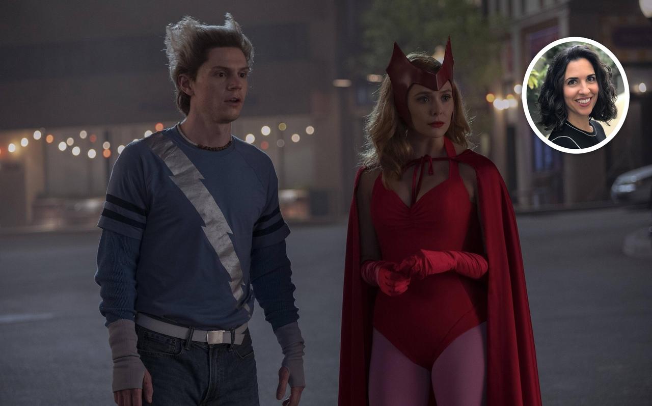Сценаристка «ВандаВижн» раскрыла причину выбора Эвана Питерса на роль Ртути в сериале.