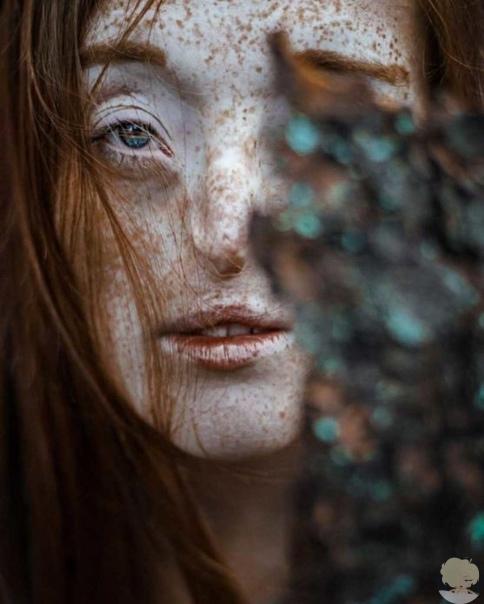 Илька Брюль (Ila Brühl) доказывает, что красота бывает разной.