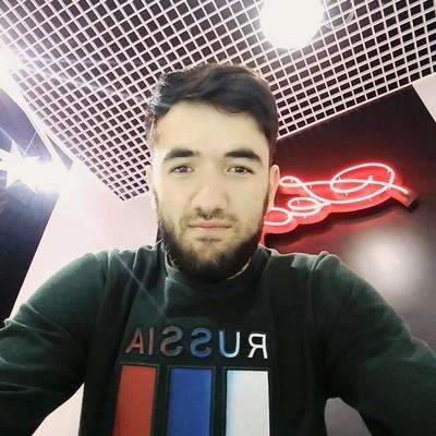 Шахриёр Амонов