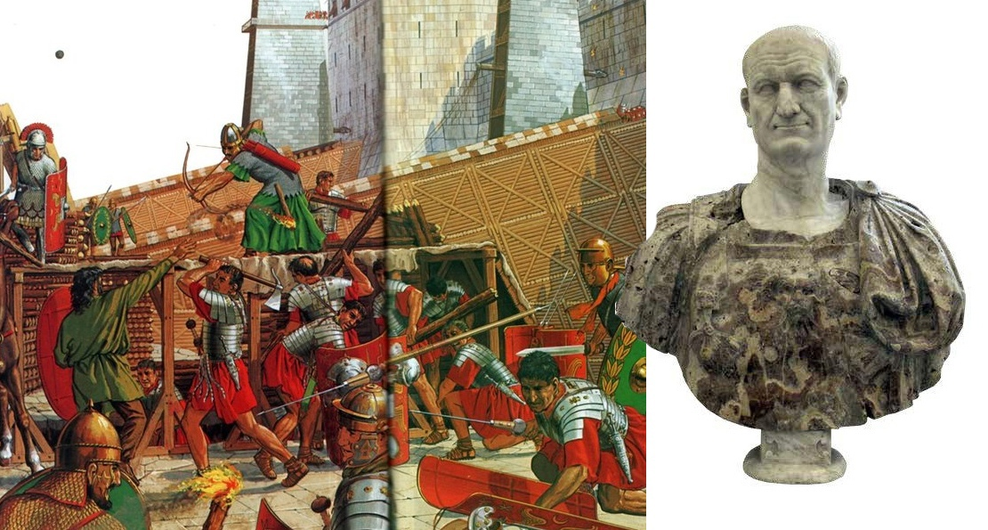 Император Веспасиан