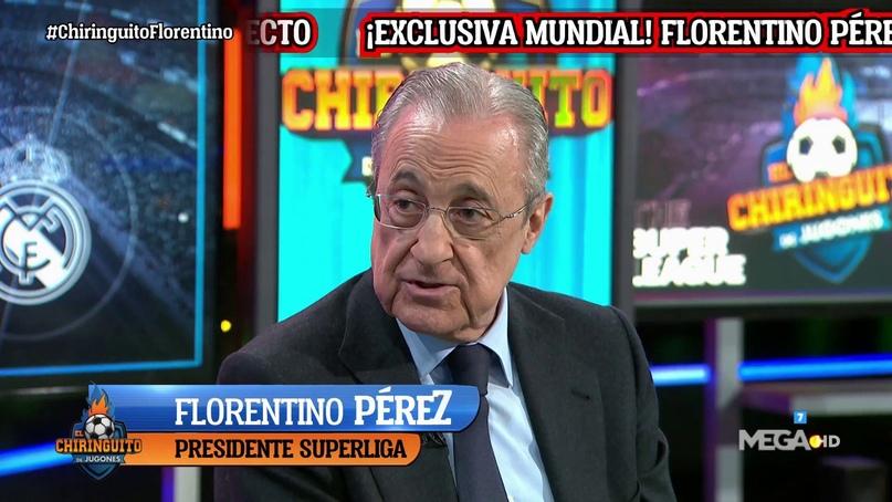 Флорентино Перес – о Суперлиге: «Монополия УЕФА закончилась. Пришло время для новой эры»